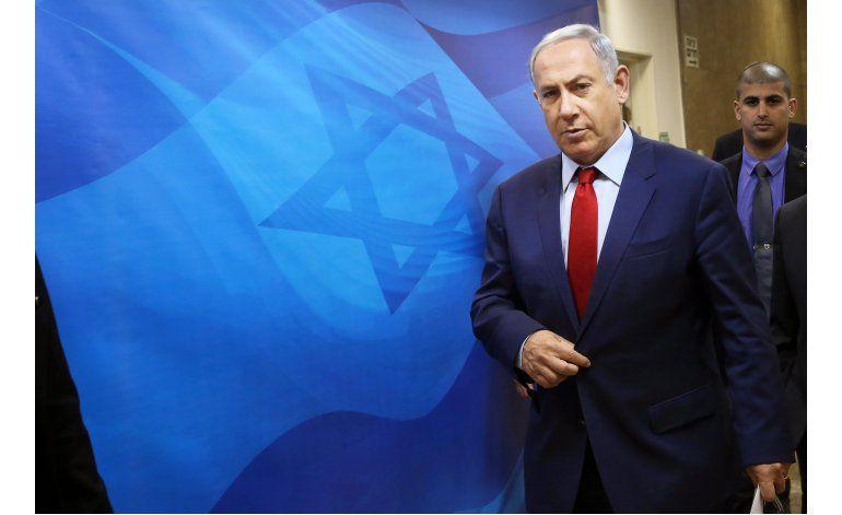 Israel pide castigar a Irán por lanzamiento de misiles