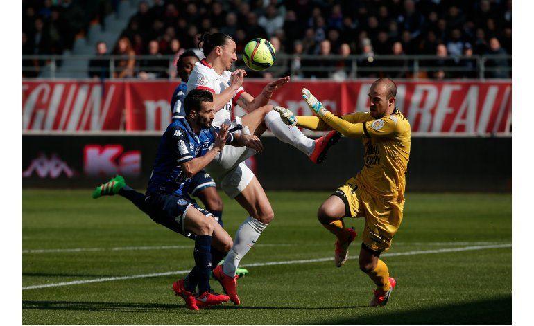 PSG captura su cuarto título consecutivo en Francia