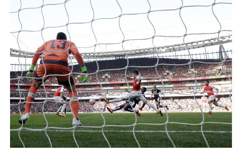 Arsenal pierde 2-1 con Watford y queda fuera de la Copa FA