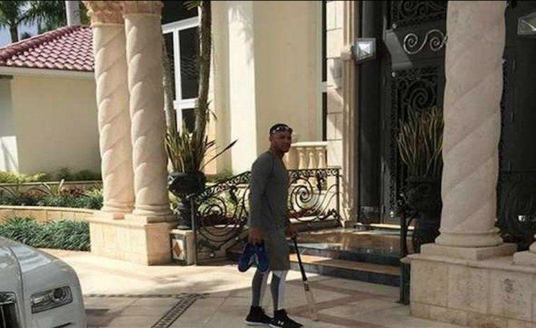Jugador de la MLB Hanley Ramírez presta su casa a los hermanos Gourriel