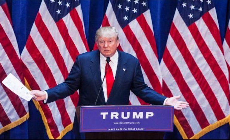 Donald Trump suspende evento en Doral