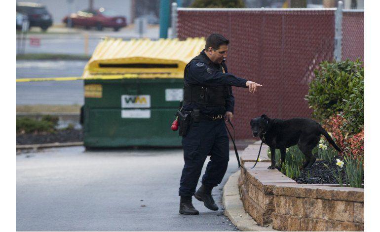 Muere policía baleado en Maryland; detienen a 2 sospechosos