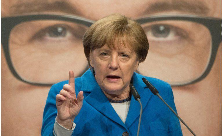 Elecciones en Alemania: Traspié a partido de Merkel