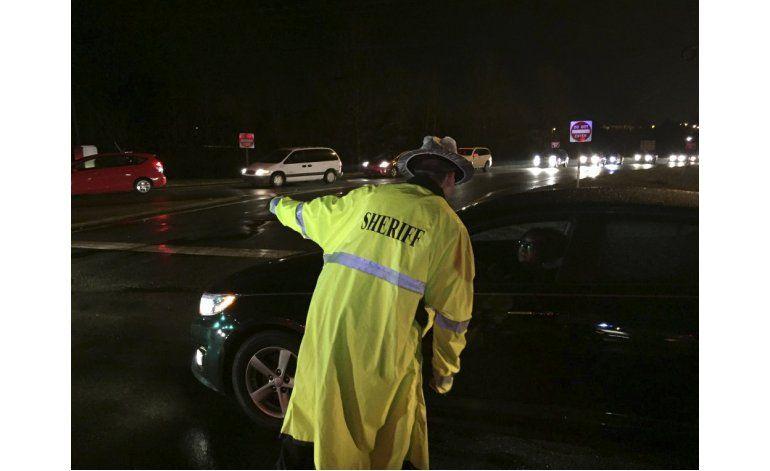 N. Carolina: más de 100 vehículos involucrados en accidentes