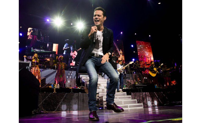 Marc Anthony anuncia conciertos en el Radio City Music Hall