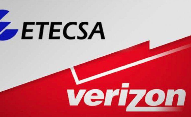 ETECSA y Verizon firman acuerdo para llamadas directas entre Cuba y EE.UU