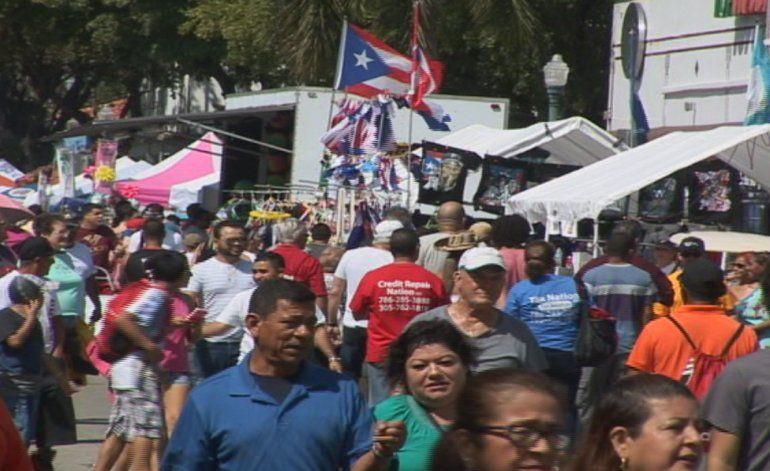 Miami celebró por todo lo alto su Festival de la Calle 8
