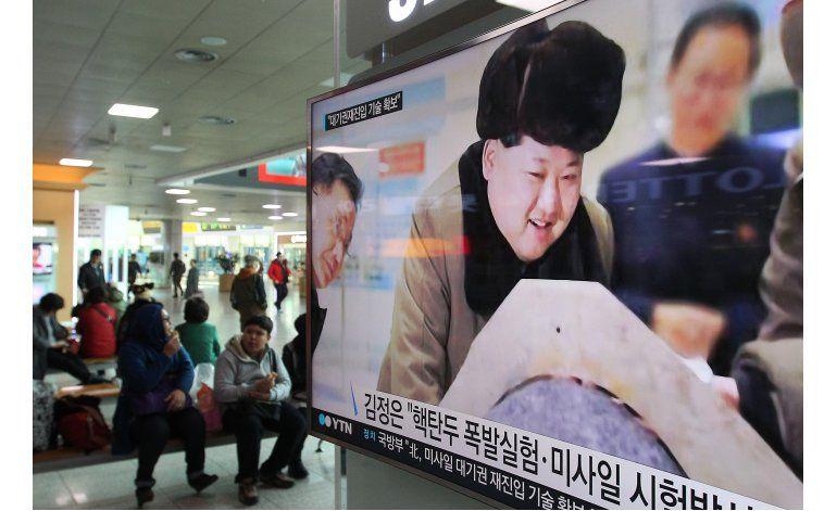 Norcorea anuncia próximos ensayos nuclear y de cohetes