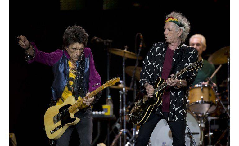 Los Rolling Stones se reencuentran con sus fans mexicanos