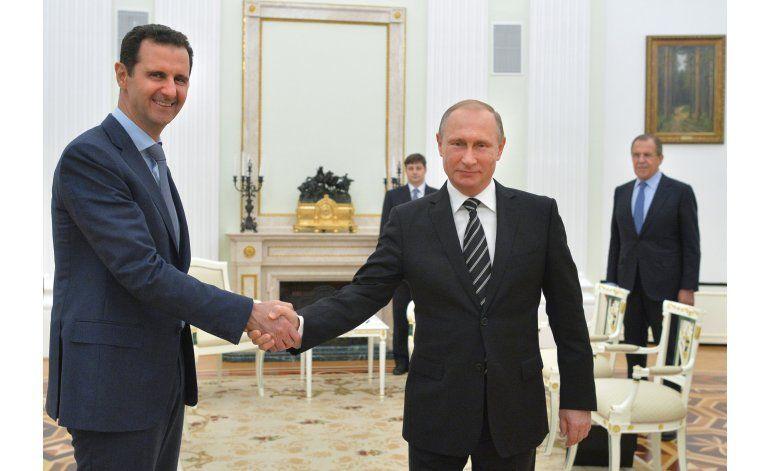 Aviones del ejército ruso empiezan a abandonar Siria