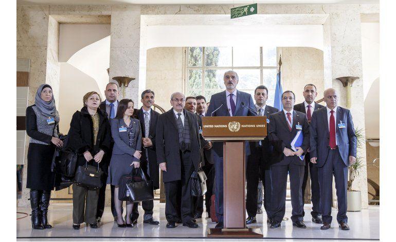 LO ULTIMO: Grupo de oposición reporta bombardeo en Palmira