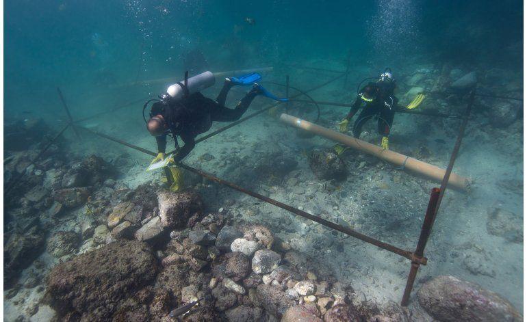 Navío portugués hundido en 1503 es hallado en Omán
