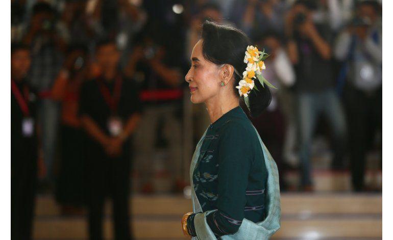 ¿Quién ejercerá el poder real en Mianmar?