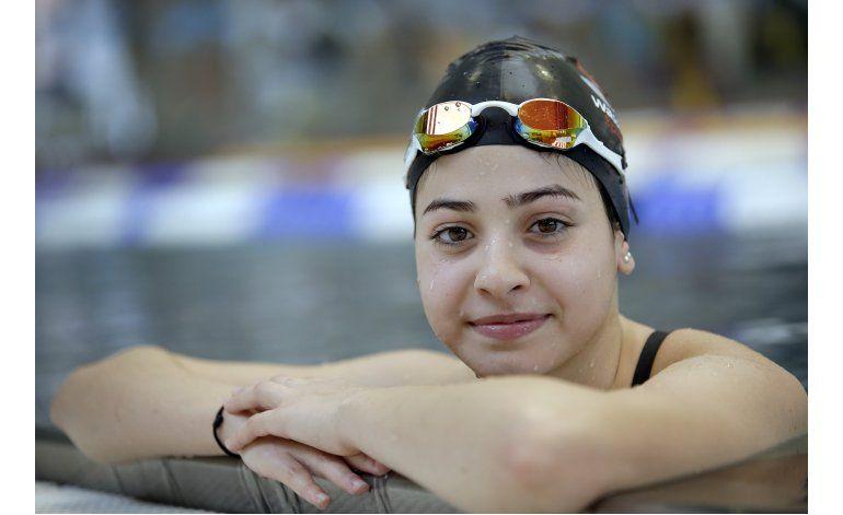 De Siria a Sudán, atletas refugiados se entrenan para Río