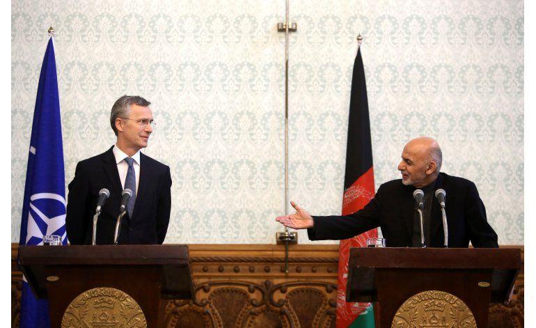 Presidente afgano: Estado Islámico huye de Afganistán