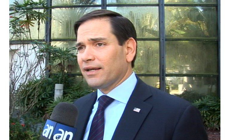 Marco Rubio realiza evento en la FIU
