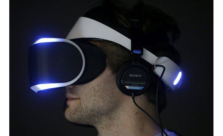 Realidad virtual de PlayStation saldrá a la venta en octubre