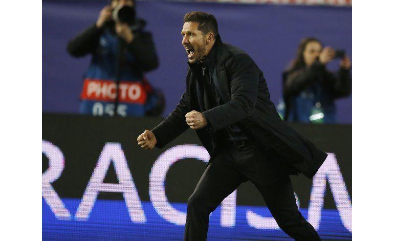 Atlético doblega 8-7 a PSV en penales para acceder a cuartos