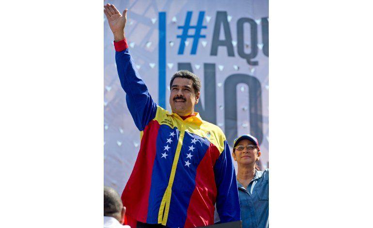 Venezuela confía en lograr arreglo diplomático con Guyana