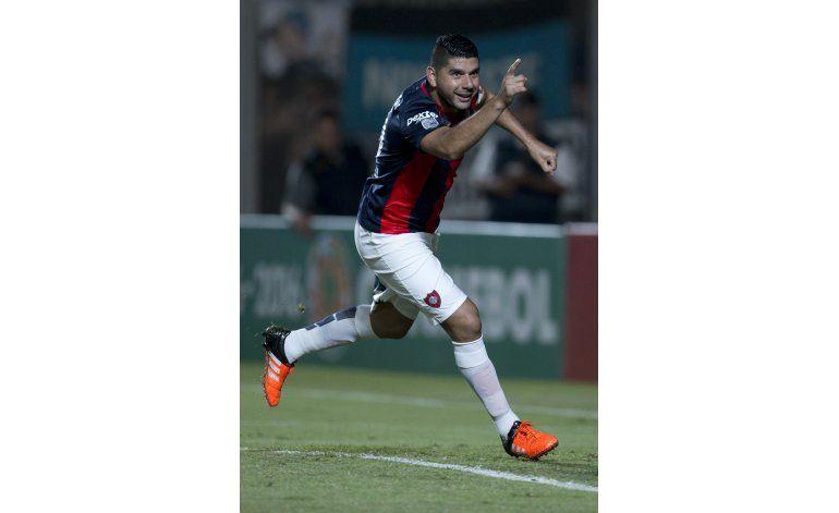 Libertadores: San Lorenzo y Gremio igualan 1-1