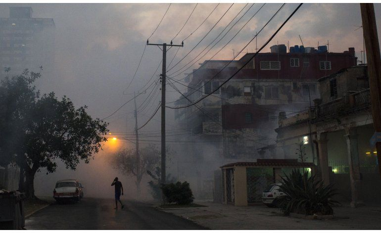 Cuba reporta primer caso de zika transmitido en la isla