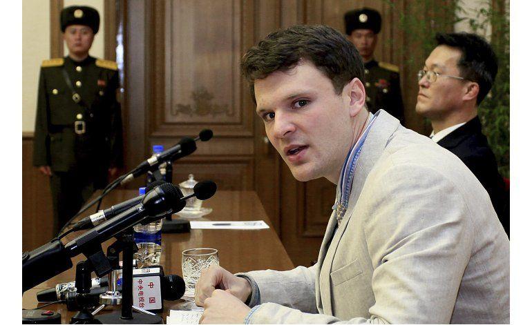 Norcorea sentencia a un estadounidense a 15 años de prisión