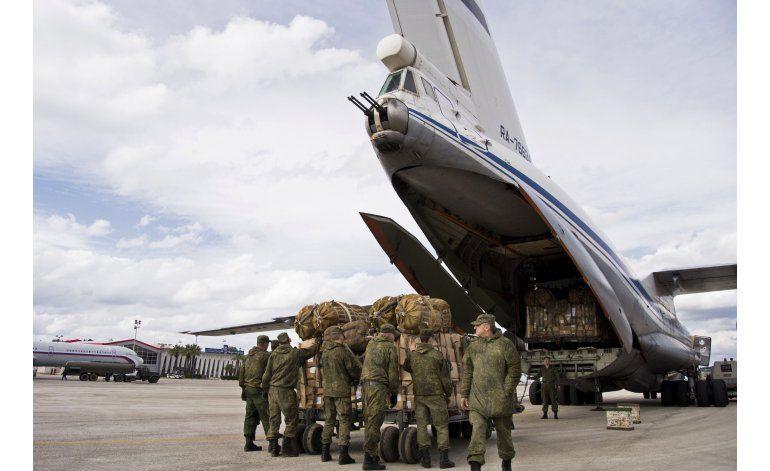 LO ULTIMO: Moscú elogia cooperación con EEUU sobre Siria