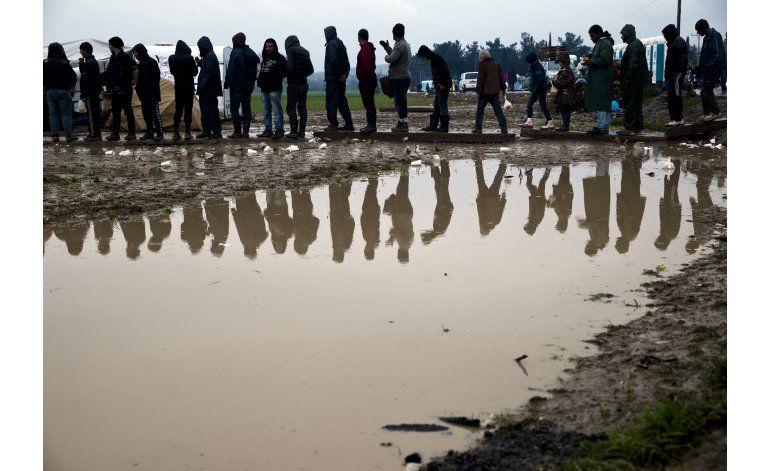 ONU: Más de 1 millón de personas han llegado a Grecia