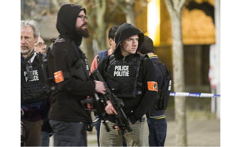 Bélgica: Sospechoso abatido en redada era argelino