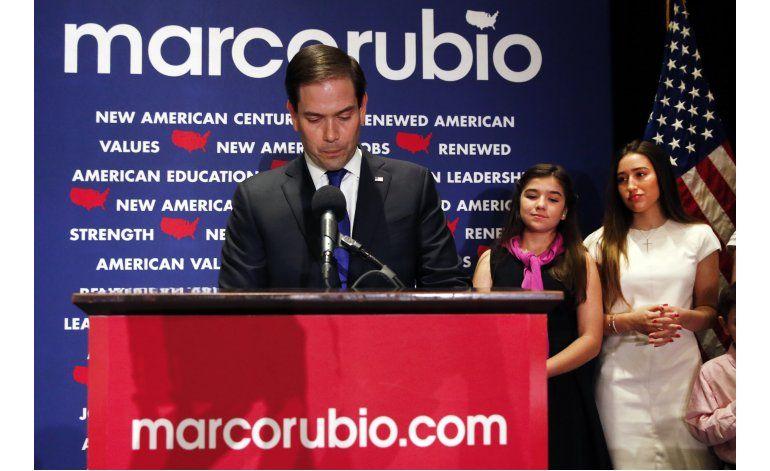 Conteo de delegados republicanos y demócratas