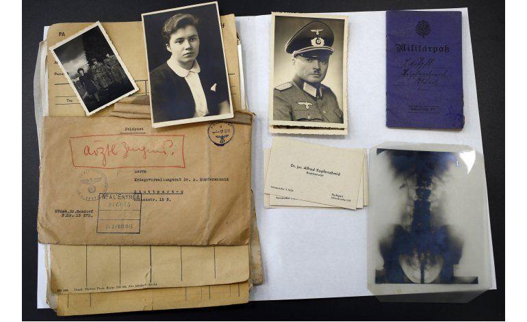 Exhiben archivos secretos de la Segunda Guerra Mundial