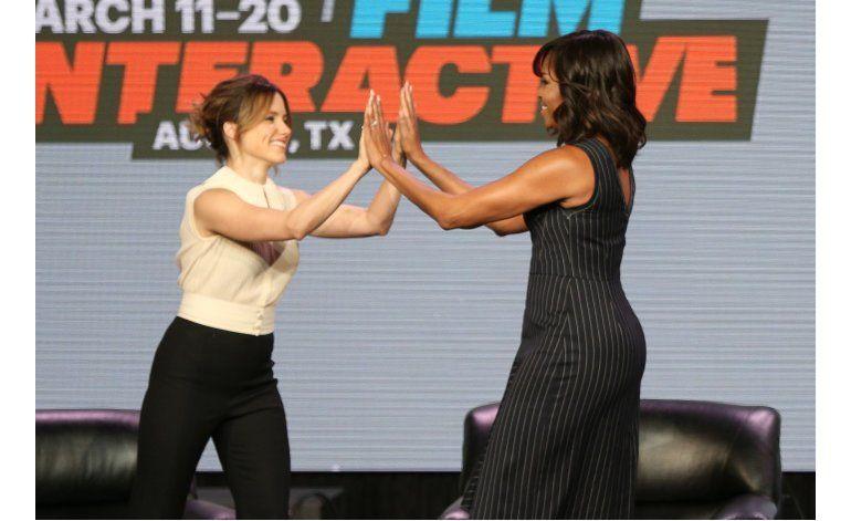Michelle Obama dice en SXSW que no se lanzará a presidenta
