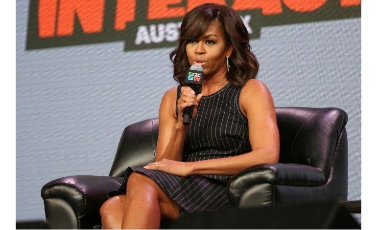 Michelle Obama dice que no se lanzará a presidenta