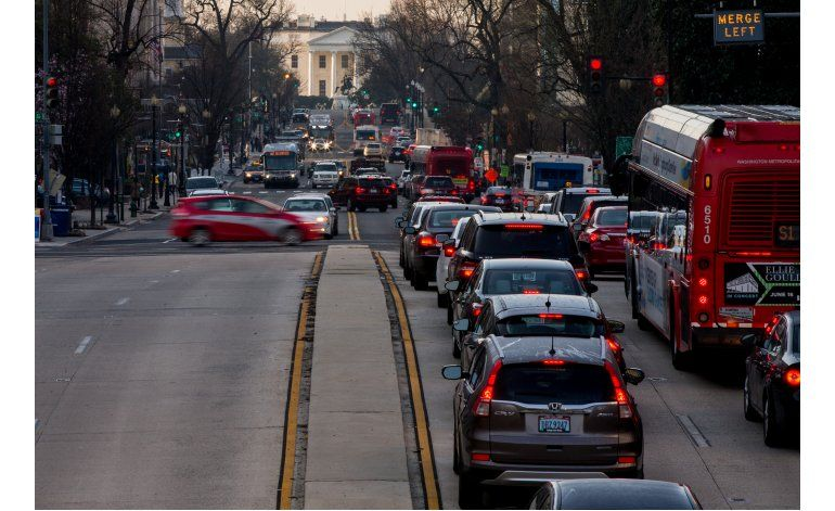 Cierran el metro de Washington para inspección de seguridad