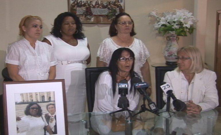 Damas de Blanco denuncian que el régimen recrudece su cerco para que no protesten durante el viaje de Obama a Cuba