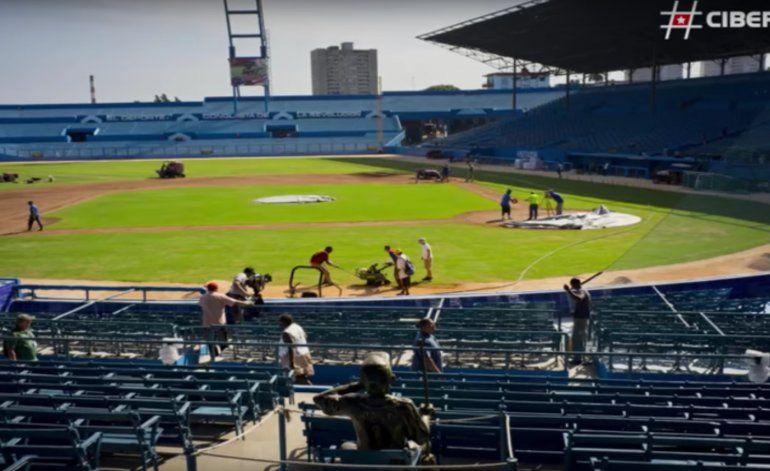 Así va quedando el Latino para el juego Cuba Tampa Bay Rays y la visita de Obama