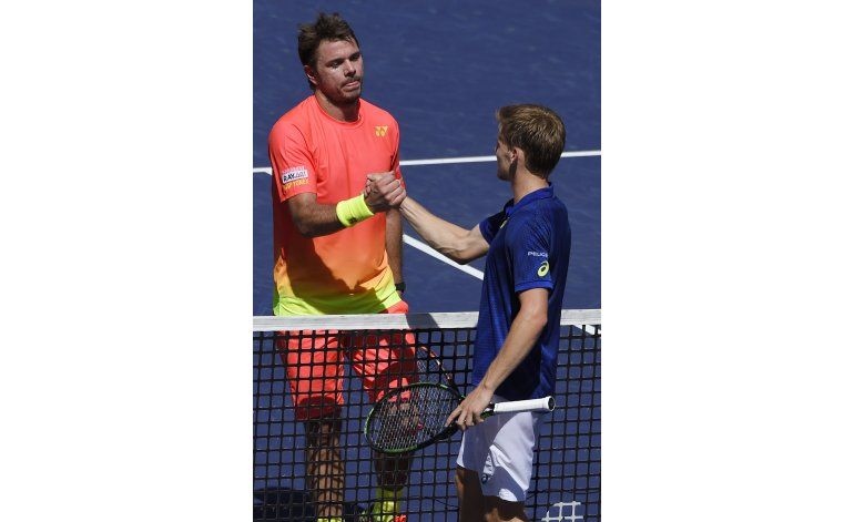 Indian Wells: Nadal sobrevive; Wawrinka no