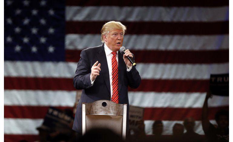 Trump podría recibir fondos republicanos para noviembre