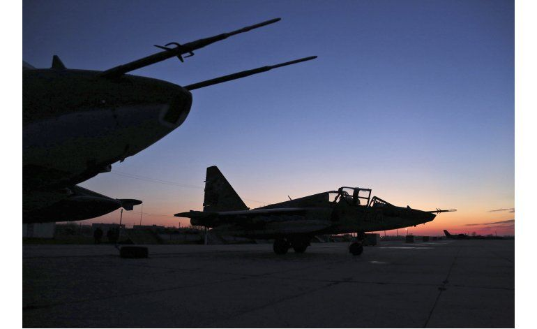 Ejército ruso espera completar retirada de Siria en 3 días