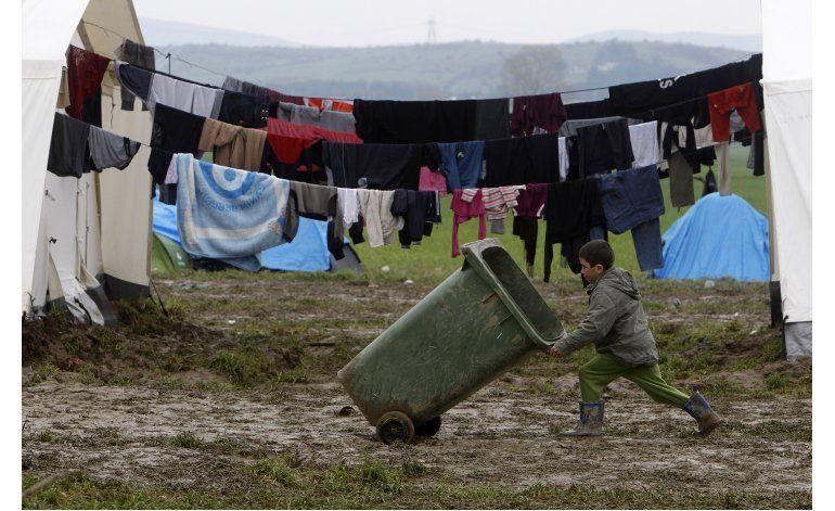 UE busca avanzar en su polémico plan migratorio con Turquía