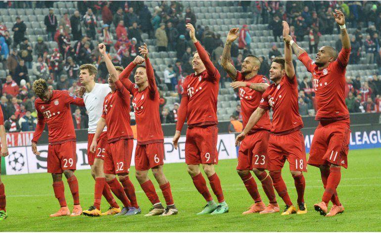 Bayern sigue a la caza del triplete y se mide al Colonia