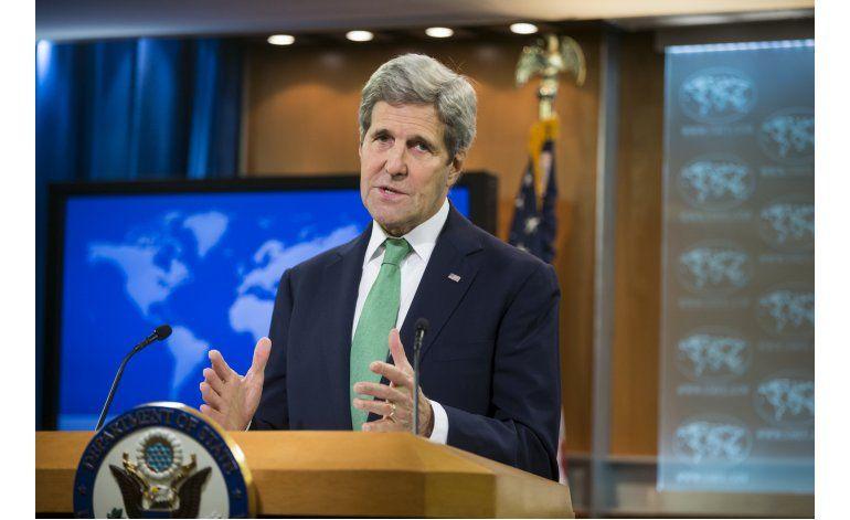 Kerry: El grupo Estado Islámico perpetra actos de genocidio