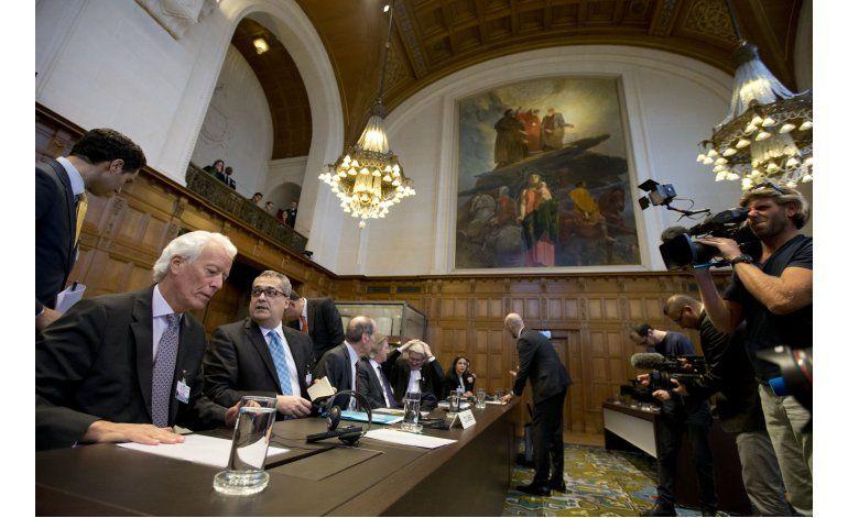 Colombia no comparecerá más ante Corte La Haya