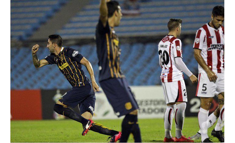Libertadores: Central vence 3-1 al River uruguayo
