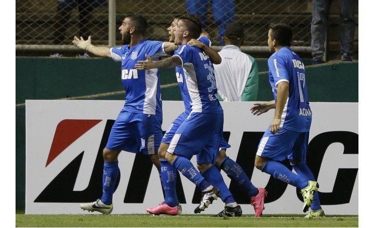 Libertadores: Racing empata 2-2 en casa de Deportivo Cali