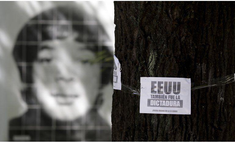 EEUU divulgará documentos secretos sobre dictadura argentina