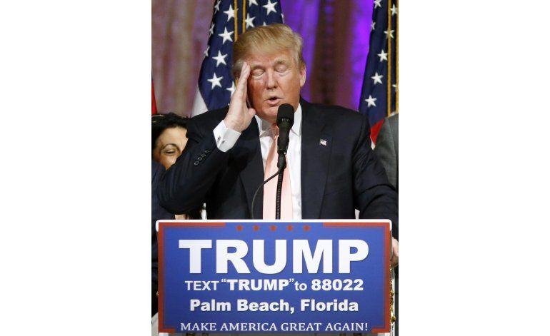 Líderes conservadores buscan la manera de frenar a Trump