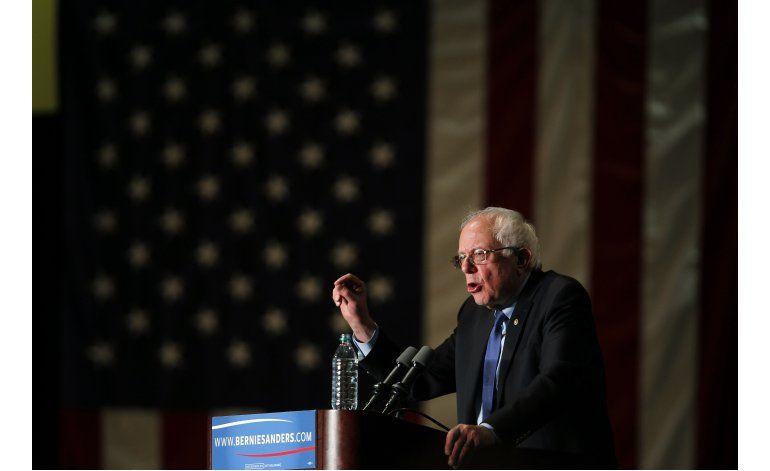 Sanders dice tener ruta hacia la victoria frente a Clinton