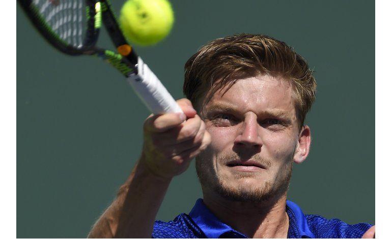 Goffin derrota a Cilic y es semifinalista en Indian Wells
