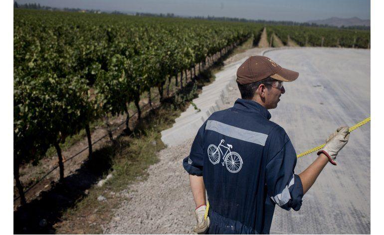 Vino oficial del Tour de Francia es chileno, no francés
